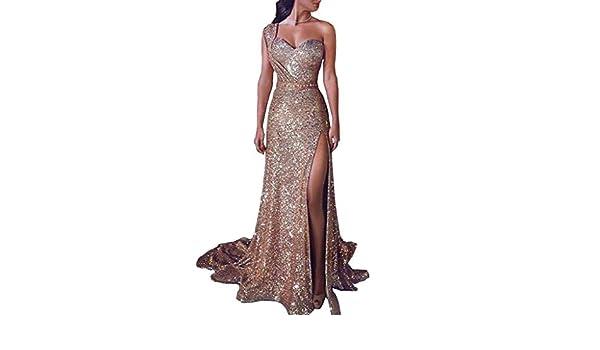 Onefa Big Sale!Women Formal Wedding Bridesmaid High-Waist Dress Party Prom Gown Cocktail Dress Black, M