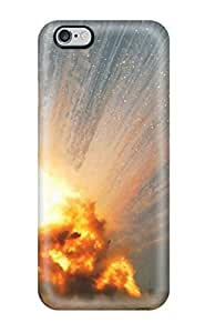 Excellent Iphone 6 Plus Case Tpu Cover Back Skin Protector Explosion