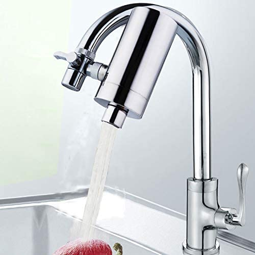 Faucet Water Purifier Faucet Filter Water Purifier Household Kitchen Binchil Steel Faucet Water Purifier Composite Filter