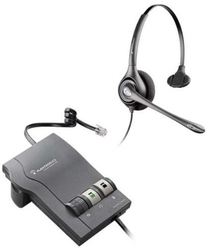 PLANTRONICS Vista M22 Amplifier with SupraPlus H251N Noise Canceling Headset