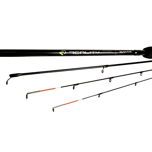 Maver Reality Feeder Rods - 2 Piece - 9ft, 10ft, 11ft, 12ft (9ft)