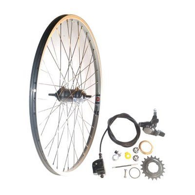 b56978e26a1 Image Unavailable. Image not available for. Color  Shimano Nexus 3 speed  Rear Wheel ...