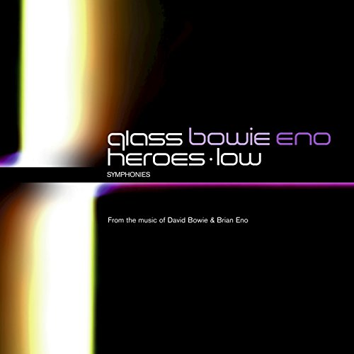 Philip Glass: Low Symphony & Heroes Symphony (2 CDs) (Philip Glass Heroes)