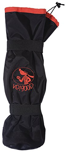 VetGood Basic Waterproof Dog Boot Bandage Protection - Prevent Your Dog's Bandage from Getting Wet After Surgery or Injury (Medium)