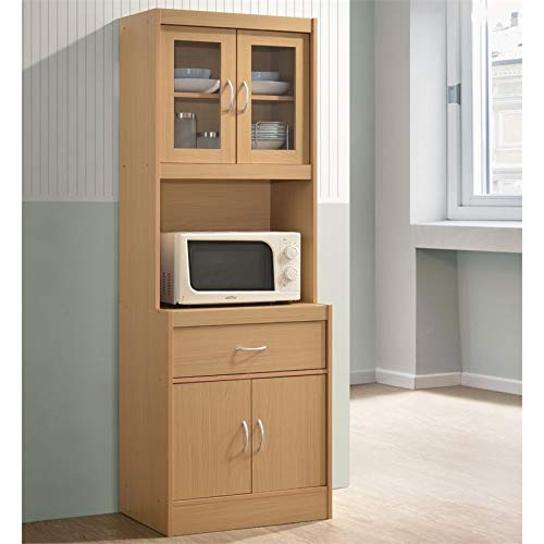 Pemberly Row Kitchen Cabinet in Beech by Pemberly Row (Image #1)