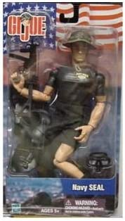Joe 81828 I 12 GI Joe Navy Seal 2002 G