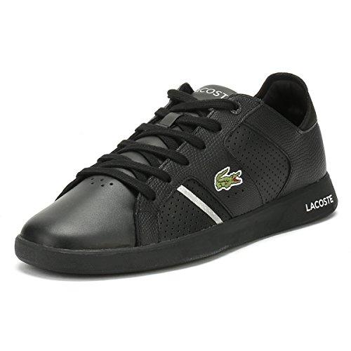 Ct Baskets Noir Homme 118 Lacoste Novas 2 Spm004022f81 F8ffqw