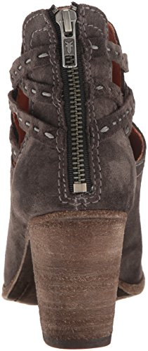 Frye Women's Naomi Pickstitch Shootie Ankle Bootie Grigio outlet store cheap price recommend cheap price outlet excellent cheap sale footlocker 1ZwRn