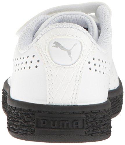 Puma Basket Classic Strap B&W Ps Piel