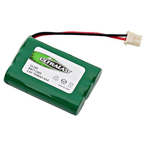 BATT-24 - Ni-CD, 3.6 Volt, 1000 mAh, Ultra Hi-Capacity Battery - Replacement Battery for Panasonic HHR-P506, HHR-P505 Cordless Phone Battery