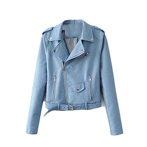 Ladies Leather Biker Jacket Sale - 4