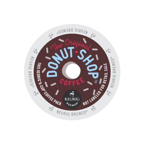 The Original Donut Shop Regular Keurig K-Cups 72 Count