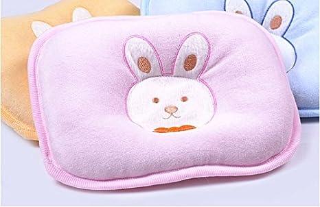 Domire - Almohada para bebé rosa rosa