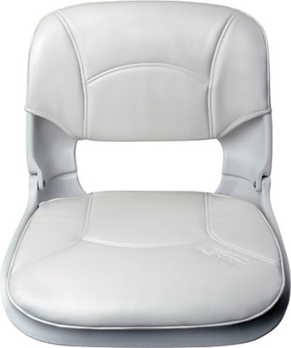 Tempress Low Back AW QD Combo White Seat/White Cushion