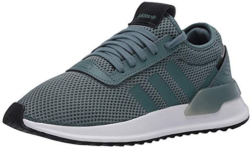 adidas Originals Women's U_Path X W Sneaker, raw Green/raw Green/FTWR White, 6 M US