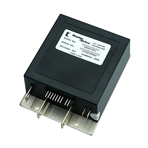 10L0L Used on Golf Cart L-1T Electric Speed Controller - 73144G07 (Ez Go Speed Controller)