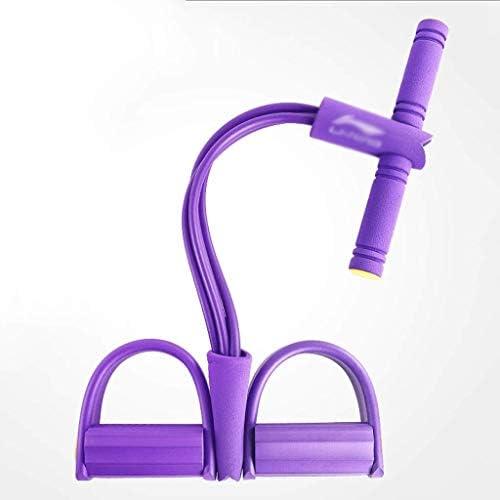 ペダルラリーシットアップ補助機器ヨガフィットネスホームロール腹部高弾性ロープ 家庭用運動器具女性 jsmhh