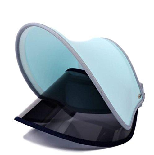 [ブブ オーハナ] サンバイザー 帽子 バイザー 2way uv カット 紫外線 対策 レディース