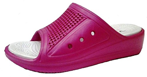 dema - Zapatillas de estar por casa de Material Sintético para mujer rosa fucsia 36
