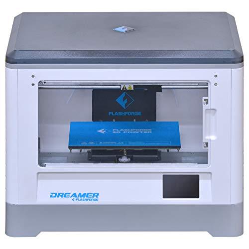 Flashforge Dreamer Dual Extruder 3D printer, White