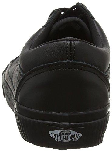 noir Homme Basses Vans Sneakers Noir wqFXxWvn7I