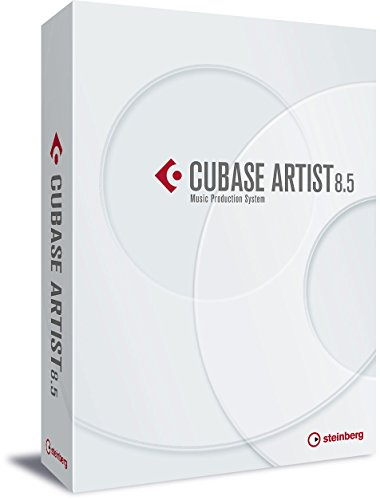 - Steinberg Cubase Artist 8.5 Music Production System