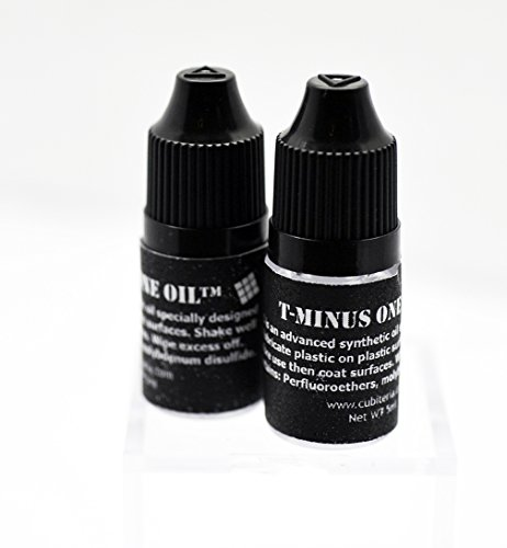 Minus Oil - T-Minus OneTM Speed Cube Oil 5ml PFPE