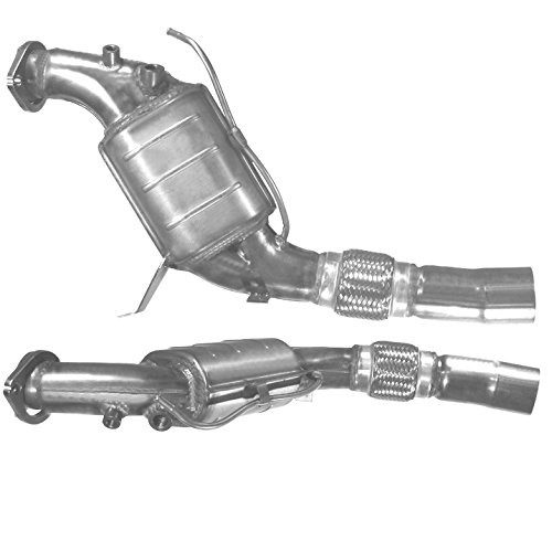 2yr Warranty Fitting Kit Exhaust Approved Diesel Cat /& DPF