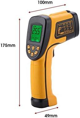 Amazon.com: Termómetro infrarrojo infrarrojo termómetro ...