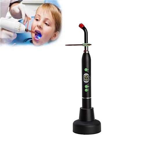 Dental 5W Wireless Cordless Led Curing Light Lamp