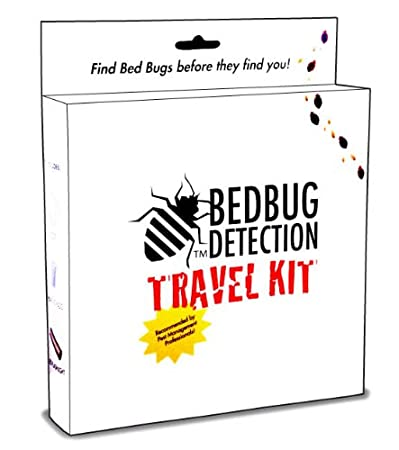 Amazon Com Bed Bug Trap Home And Travel Kit Safe