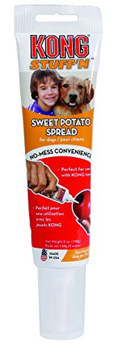 Kong Stuff'N Spread Dog Treat Sweet Potato -  5 oz