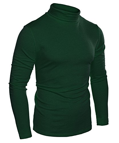 How to find the best slim fit turtleneck for men for 2020?