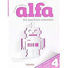 Mi nuevo cuaderno Alfa. Vol. 4