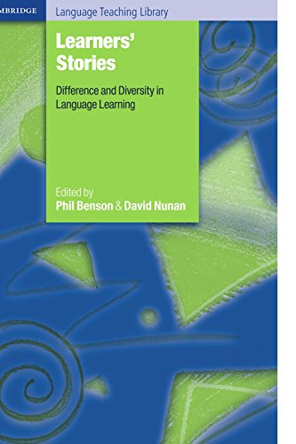 Learners' Stories: Difference and Diversity in Language Learning (Cambridge Language Teaching Library)