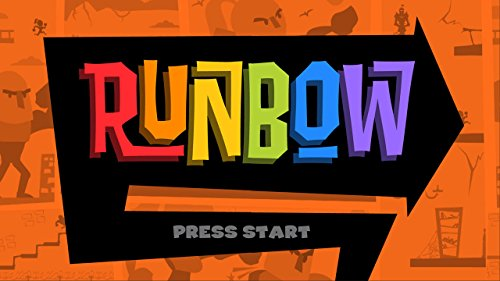 Runbow  - Wii U [Digital Code] by Nintendo