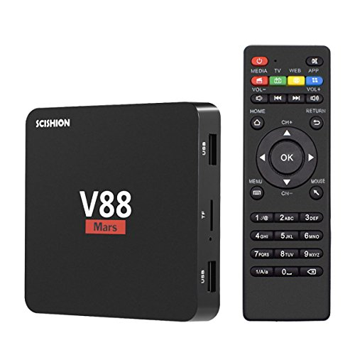 Android Smart TV Box A95X Amlogic S905X Quad core - 9