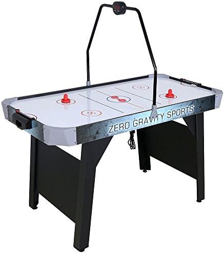 JH Air Hockey de mesa juegos con marcador electrónico para los niños: Amazon.es: Deportes y aire libre