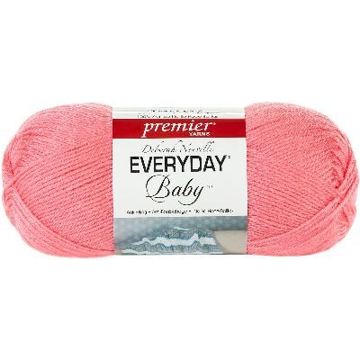 Price comparison product image DN101-04 YARN EVERYDAY BABY-CORAL