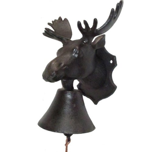 NACH Moose Head Doorbell