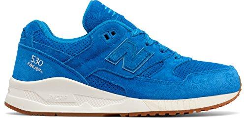 New Balance W530 Femmes Chaussures De Course Bstn_w530prb_8.5 - Bleu / Blanc