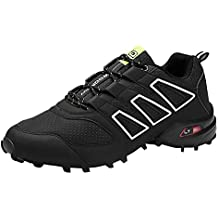 Unisex Outdoor Skid Resistant Hiking Shoes Waterproof Non-Slip Breathable Climbing Sport Running Shoes