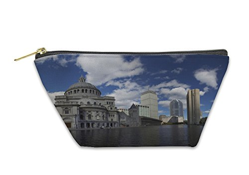 Gear New Accessory Zipper Pouch, Church 1 Of Christ Science Boston, Large, 5637799GN by Gear New