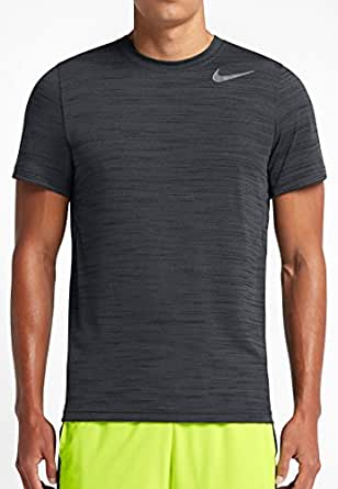 Nike DF Touch Heathered Mens S/S T-Shirt Sise L