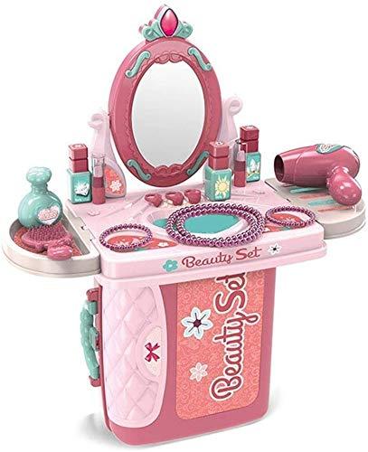 Children Beauty Makeup Kit Pretend Play