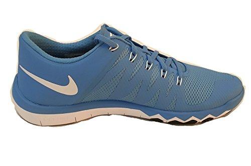 size 40 eb93f 0b127 Nike Free Trainer 5.0 V6 TB Men s Training Shoes Carolina Blue 723987 4701  60%OFF