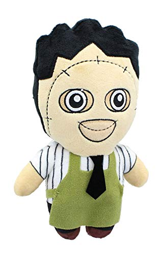 """LootCrate October 2016 """"Horror"""" 7 1/2 Inch Plush Texas Chainsaw Massacre Leatherface """"Phunny"""" Doll"""