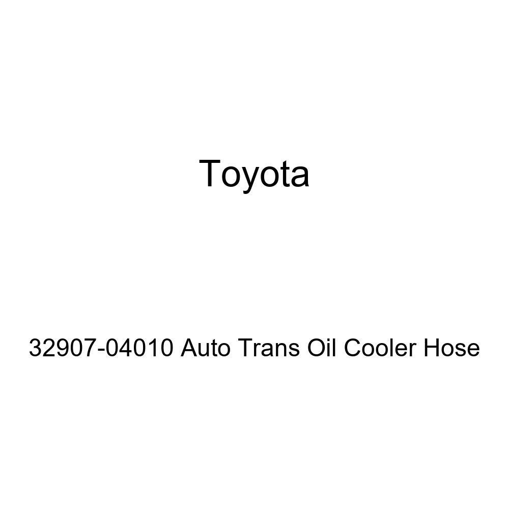 Toyota 32907-04010 Auto Trans Oil Cooler Hose
