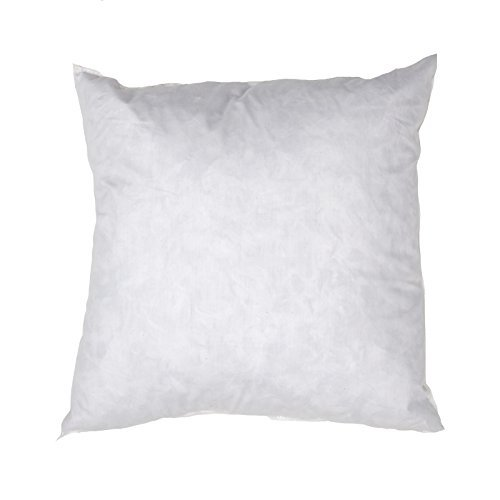 Famous Maker x 14in Feather/Down Pillow Form White