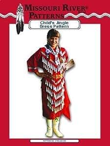 amazoncom childs jingle dress pattern